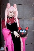 Black Lady - Sailor Moon R by Kamiko-Zero