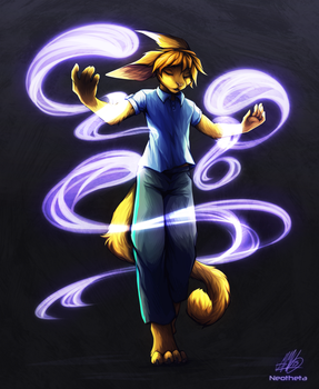 Spirit Bender by Neotheta