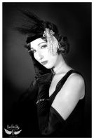 Flapper by vivavanstory