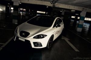 Seat Leon by Makavelie