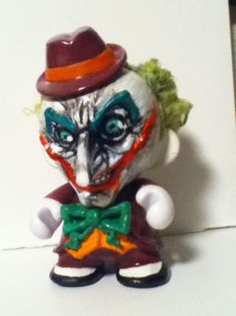 Joker Munny by Last-Superpower