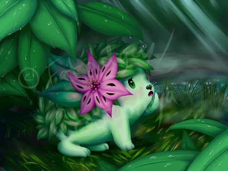 Morning Dew by crateshya