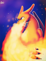 Charizard by xezeno