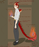 Firedemon Boy Adopt { closed } by here-kitty--kitty