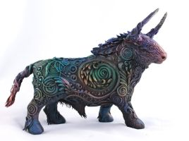Fairy bull by hontor