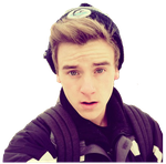 Connor Franta PNG by halo-2fab4u-styles