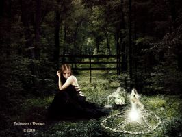 Thirsty Gurl Lost In Trees by lovehate877