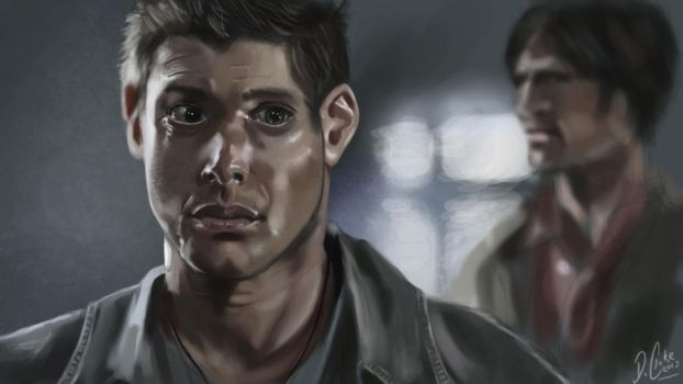 Supernatural: Dean II by Hellish-Panda