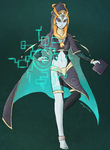 midna by ShinyVulpix