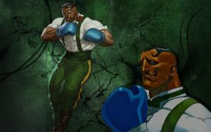 Dudley Street Fighter Wallpaper by 1kamz