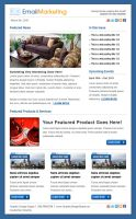 eMail Marketing Template by xstortionist