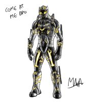 Mid-Life Crysis by MWAlex