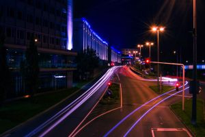 Painting with lights by j-amie