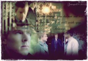 Sherlock - I'm still here. by Gatergirl79