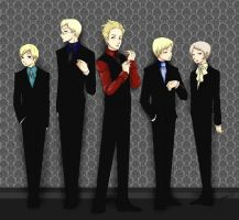 APH: Nordic Five Club by yunichan