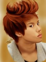 SHINee - Taemin Drawing by takojojo15