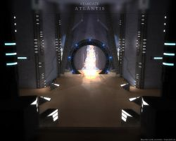 Gateroom Atlantis current v. by em3L