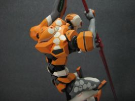 Bandai Eva Unit 00 5 by fritzykarl