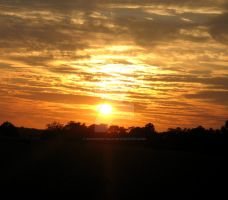 May sunset 2009 by SoccerBoyDan