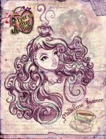Madeline Hatter of Ever After High by MoySchiaffino