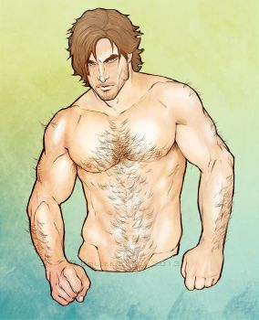 Alexander - By Colleen Peck - Colored By Me by Foxssed