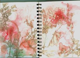 Graphic Diary-- Pattern by Moruto