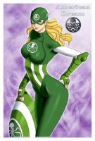 Captain America : Hydra Agent by singory