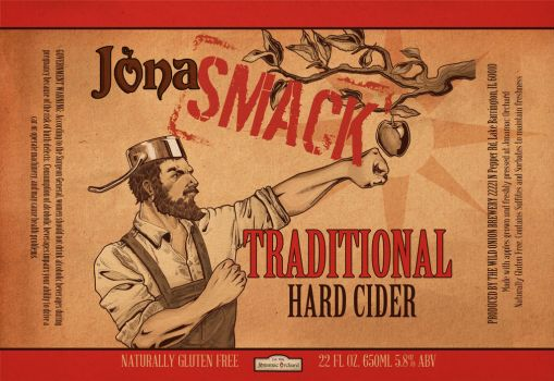 JonaSMACK Hard Cider by LaurenRutledge