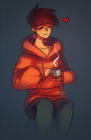 Hot Coffee by HydroCyanide