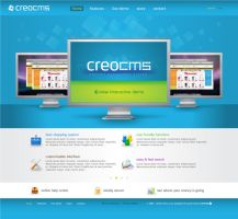 creocms product site by psychodiagnostic