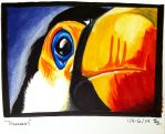 Toucan by Name-of-a-Rose