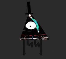 Bill Cipher knows lots of things, internet edition by maintenancefairy