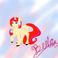 OPEN Old Character Adoptable - Bella by ZAKDerefF