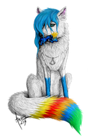 .:Love plushies:. by ancarie-bluewolf