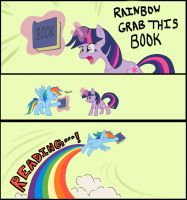 Grab This Book by ClutterCluster
