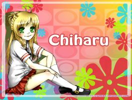 chiharu by Clover31