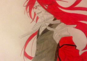 Grell Sutcliff by Phyo91