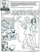 Mating Wars Cover by dreamtales88