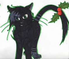 .:Hollyleaf:. by Toxic-Talon
