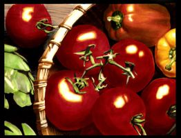 Tomatoesssss by xenocry