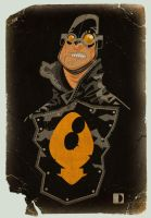 Lobster Johnson by spundman