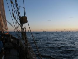 Tall Ship's Race 3 by esbenlp