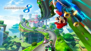 Mario Kart 8 - Wide by AleNintendo