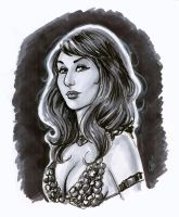 Red Sonja by BigChrisGallery