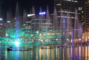 Vivid Sydney - Darling Harbour, 25th May 2013 by PrincessLilou