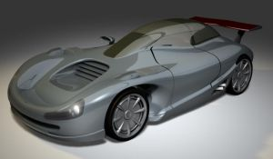 Concept Car by southercomfort