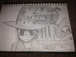 Trixie: The Great and Powerful by Lethal-Doorknob
