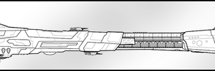 Midlonian Cruiser by Evilonavich
