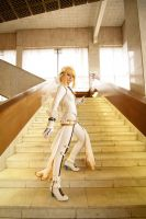 Saber bride Fate extra CCC by SelenaAdorian