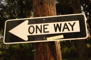 One Way by Thereallovell